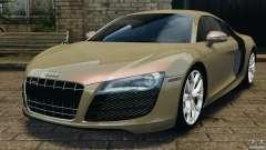 Audi R8 V10 2010 para GTA 4