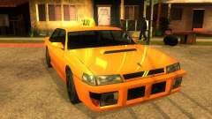 Taxi Sultan para GTA San Andreas