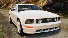 Ford Mustang GT 2005 para GTA 4