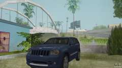Jeep Grand Cherokee SRT8 2009