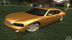 Dodge Charger SRT8 Re-Upload para GTA San Andreas