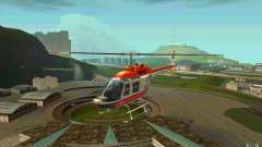 Bell 206 B Police texture2