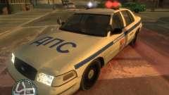 Ford Crown Victoria polícia