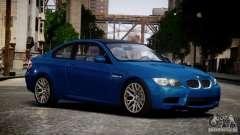 BMW M3 E92 ZCP 2012 para GTA 4