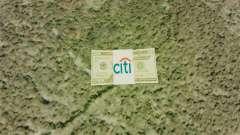 Estados Unidos notas em notas de $ 20