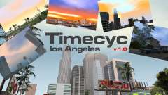 Timecyc Los Angeles