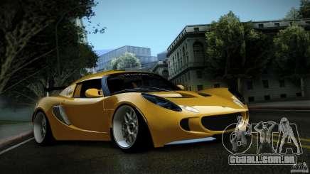 Lotus Exige Track Car para GTA San Andreas