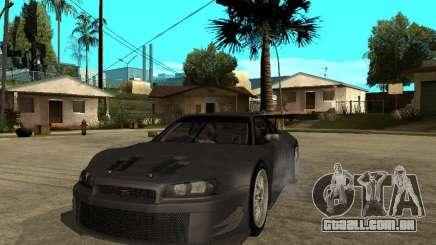 Nissan Skyline R34 GT-R para GTA San Andreas