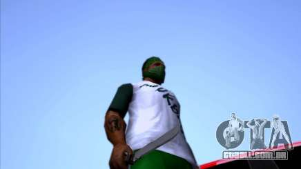 Machete from Far Cry 3 para GTA San Andreas