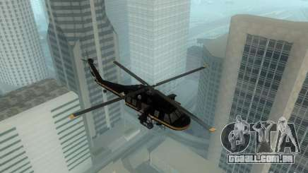 GTA 4 Aniquilador entrável para GTA San Andreas