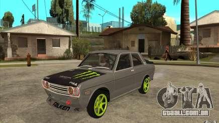 Datsun 510 Drift para GTA San Andreas