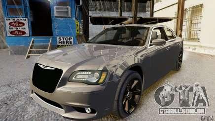 Chrysler 300 SRT8 2012 para GTA 4