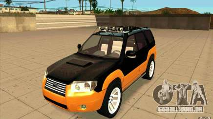 Subaru Forester Cross Sport 2005 para GTA San Andreas