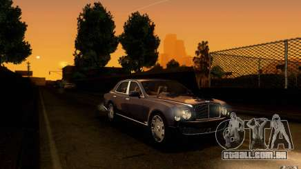 Bentley Mulsanne 2010 v1.0 para GTA San Andreas