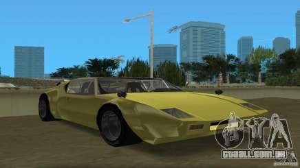 De Tomaso Pantera para GTA Vice City
