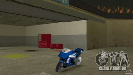 Yamaha Sportbike beta 1.0 para GTA Vice City