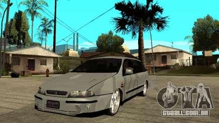 Fiat Marea Weekend para GTA San Andreas
