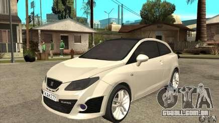 Seat Ibiza Cupra 2009 para GTA San Andreas