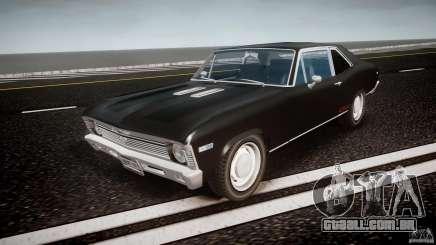 Chevrolet Nova 1969 para GTA 4