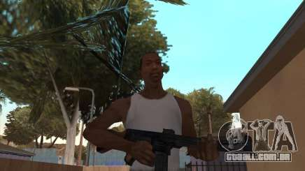 Mp43 (stg44) from wolfenstein para GTA San Andreas