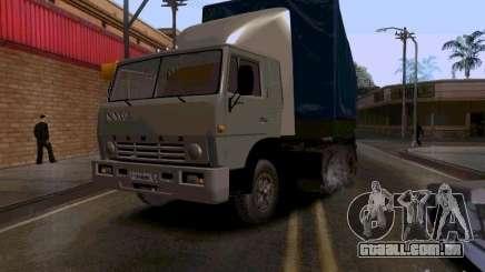 KAMAZ 55111 para GTA San Andreas