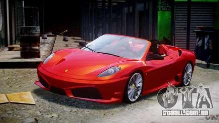 Ferrari F430 Scuderia Spider para GTA 4
