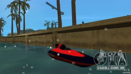 San Andreas Coast Guard para GTA Vice City