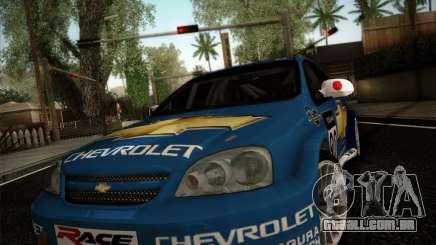 Chevrolet Lacetti WTCC v2 para GTA San Andreas