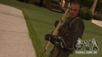 Yuri de Call of Duty: Modern Warfare 3 para GTA San Andreas