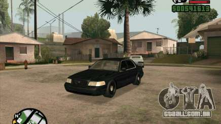 Ford Crown Victoria FBI para GTA San Andreas