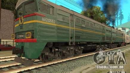 2te10v-3594 para GTA San Andreas