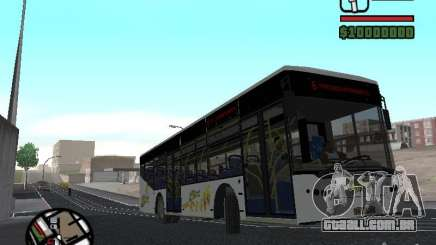 LAZ InterLAZ 12 para GTA San Andreas