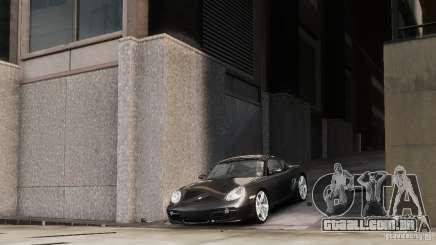 Porsche Cayman para GTA 4