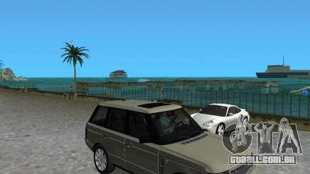Rang Rover 2010 para GTA Vice City