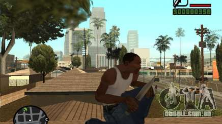 Faca para GTA San Andreas