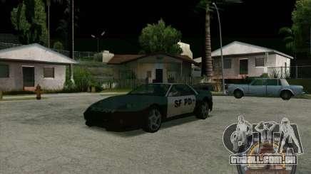 Supergt - Police S para GTA San Andreas