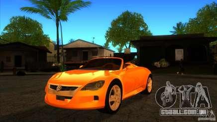 Volkswagen Concept R para GTA San Andreas