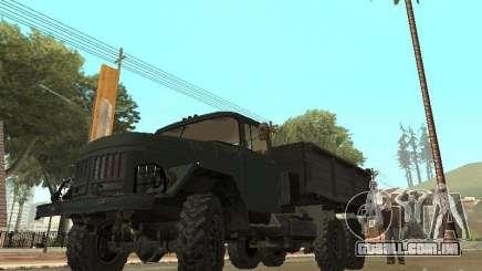 ZIL 131 caminhão para GTA San Andreas