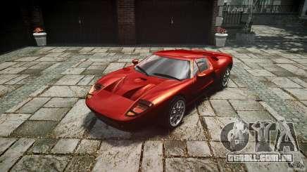 Ford GT para GTA 4