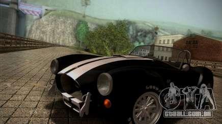 Shelby Cobra 427 Full Tunable para GTA San Andreas