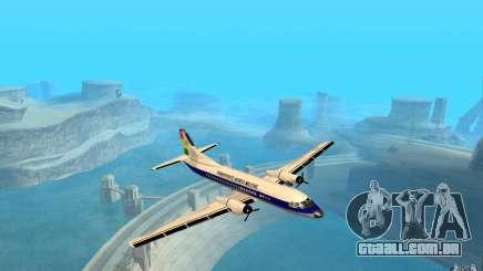 YS-11 para GTA San Andreas