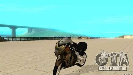 GTAIV TLAD Hakuchou Custom Version [paintjob] para GTA San Andreas