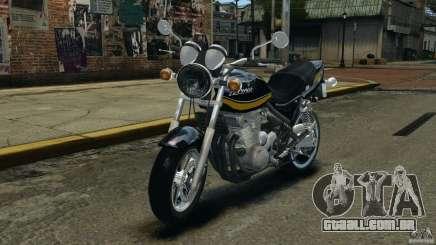 Kawasaki Zephyr para GTA 4