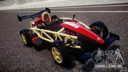 Ariel Atom 3 V8 2012 Custom Mugen para GTA 4