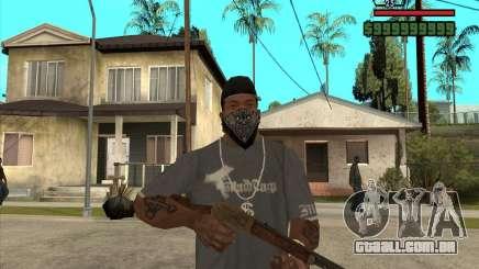 Carabina de caça para GTA San Andreas