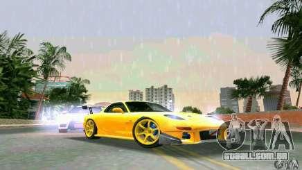 Mazda RX7 RE-Amemiya para GTA Vice City