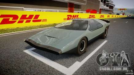 Alfa Romeo Carabo para GTA 4
