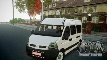 Renault Master para GTA 4