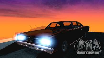 Plymoth Road Runner para GTA San Andreas