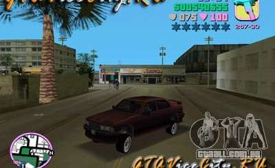 Ford de GTA 3 para GTA Vice City